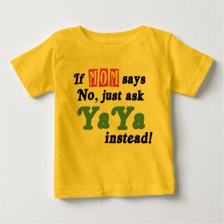 Just Ask YaYa Shirt