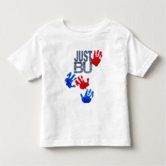 JUST B U (HANDS) TEE SHIRT