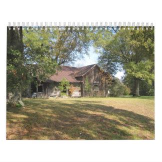 Just Barns Calendar