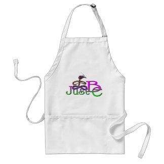 Just Be 7 Adult Apron