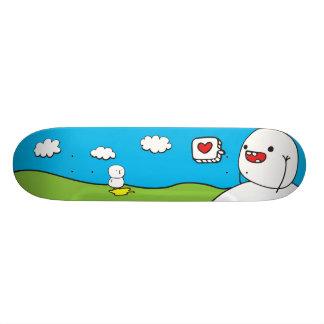 Just be Friends Custom Skate Board
