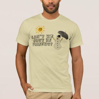 Just Be Friends Tee Shirt