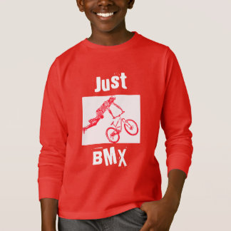 Just Be Fun You Star BMX Bike Track Park Freestyle T-Shirt