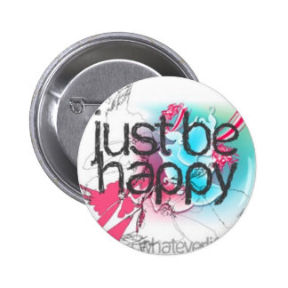 just be happy button