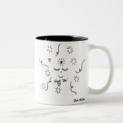 Just 'Be' Mug