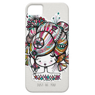 Just Be You -phone case/stephaniecorfee iPhone 5 Cases