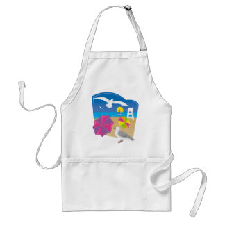 Just Beachy Adult Apron