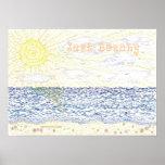 Just Beachy - Print