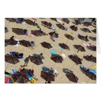 Just Beachy! Stationery Note Card