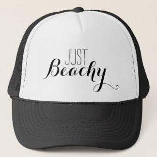 Just Beachy Summer Trucker Hat