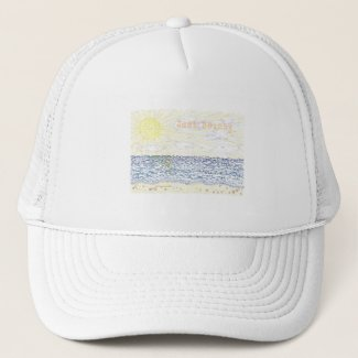 Just Beachy Trucker Hat