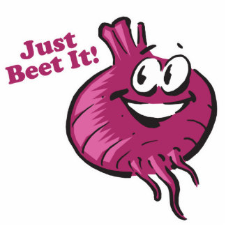 Just Beat Beet It Thats Beet Acrylic Cut Out