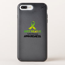 JUST BEAT IT Lyme Disease Awareness Speck iPhone Case