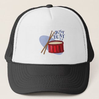 Just Beat It Trucker Hat
