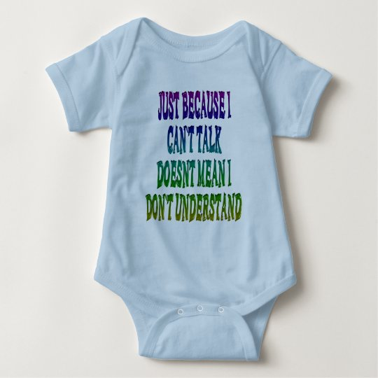 Just Because... Baby Bodysuit