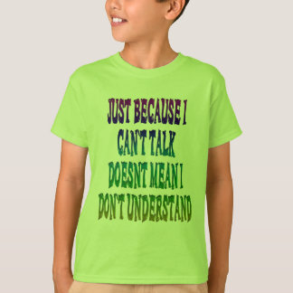 Just Because... Kids' Shirts