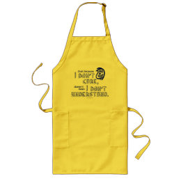 Just Because... Long Apron