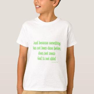 just because T-Shirt