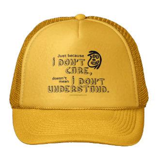 Just Because... Trucker Hat