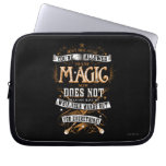Just Because You're Allowed To Use Magic... Laptop Sleeve
