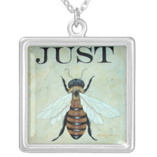Just Bee Necklace