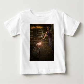 Just Believe Cinderella and Fairy Baby T-Shirt