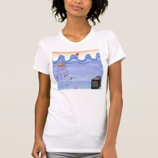 Just Below the Surface T Shirt