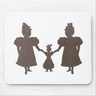 Just between us mouse pad