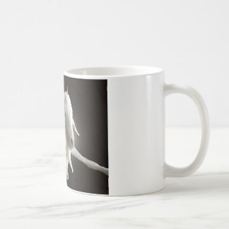 Just Billy Classic White Coffee Mug