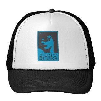 Just Blues Girl Trucker Hat