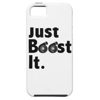 Just Boost It. - iPhone 5 Case