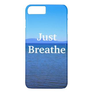 """""""Just Breathe"""" iPhone 7 Plus Case"""