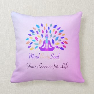 Just Breathe Pillow