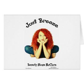 Just Breeze Card