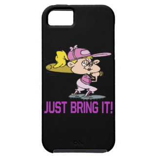 Just Bring It iPhone SE/5/5s Case