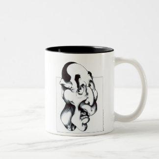 Just Browsing Two-Tone Coffee Mug