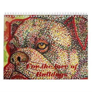 Just Bulldogs Calendar