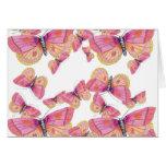 Just Butterflies print Cards