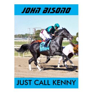 Just Call Kenny Postcard