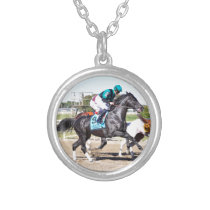 Just Call Kenny Silver Plated Necklace