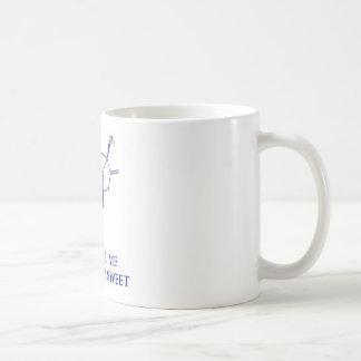 Just Call Me Naturally Sweet (Steviol) Coffee Mug