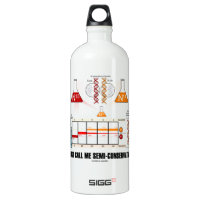 Just Call Me Semi-Conservative (DNA Replication) SIGG Traveler 1.0L Water Bottle