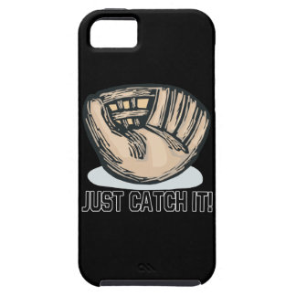 Just Catch It iPhone SE/5/5s Case