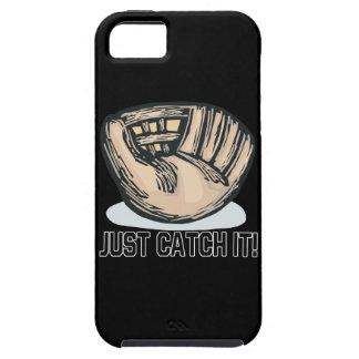Just Catch It iPhone SE/5/5s Case