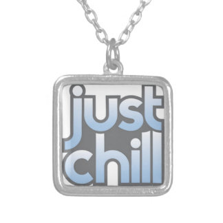 Just Chill - Necklace