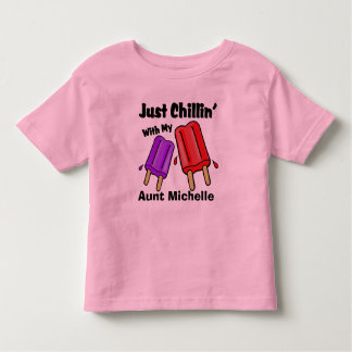 Just Chillin, Aunt Michelle Tee Shirts