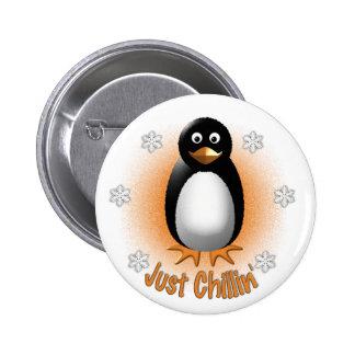 Just Chillin' Button