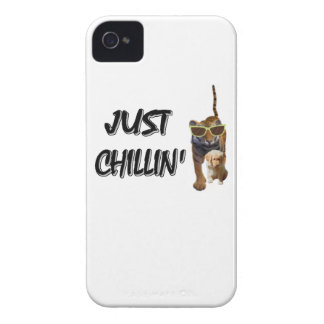 Just Chillin iPhone 4 Cover