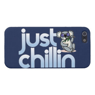 Just Chillin - iPhone 5 Case