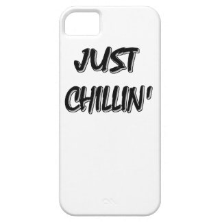 Just Chillin iPhone SE/5/5s Case